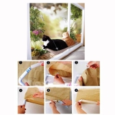 Cat Window Mounted Bed Sunny Seat Pets Hammock Beds Washable Cover 22 * 12""
