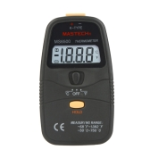 MASTECH MS6500 Handheld Digital Thermometer Temperature Meter Sensor Tester Range -58~1382℉