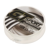 1PC Strong Monofilament Nylon Fishing Line Transparent 100M 0.30mm Diameter 16.3LB