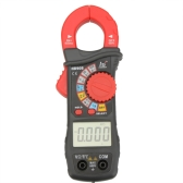 HD HD90B Auto Range Digital Clamp Meter Amp Volt Ohmmeter w/ Frequency Capacitance & Temperature Test