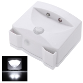 2 LED Indoor and Outdoor Mighty Light & Motion Activated for Cabinet Walkway Steps