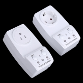 Wireless Remote Control Power Outlet Plug Socket Switch Set for Lamps Household Appliance 120V-230V