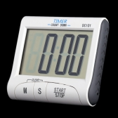 LCD Digital Cooking Kitchen Countdown Timer Count Down Alarm Clock
