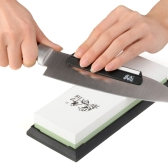 TAIDEA 3000/8000 Grit Combination Corundum Whetstone Dual-sided Knife Sharpening Stone for Kitchen Sushi Knives
