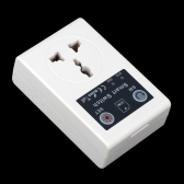 220 V Phone SMS RC Remote Wireless Control Smart Switch GSM Socket Power Plug Interruptor for Home Household Appliance