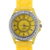 Gel Silicone Watch