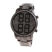 Crystal LED Watch