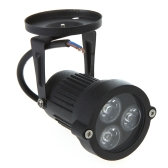 3 * 1W LED White Lawn Light Garden Lamp