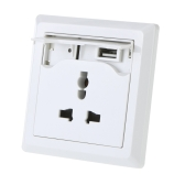 USB Charging Wall Socket
