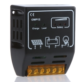 10A 12V/24V Solar Charge Controller Solar Panel Battery Regulator Safe Protection