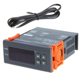 10A 110V Digital Temperature Controller Thermocouple -40℃ to 120℃ with Sensor