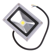 10W LED Flood Light Waterproof Floodlight Landscape Lighting Lamp 85-265V Warm White