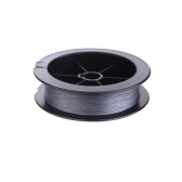 100M 20LB 0.18mm Fishing Line Strong Braided 4 Strands Grey