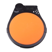 Cherub DP-950 Digital Electric Electronic Drum Pad Metronome Counter for Training Practice  Multifunction
