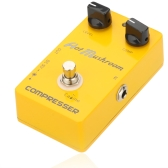 Caline CP-10 Compressor Guitar Effect Pedal Hot Mushroom Aluminum Alloy Housing Ture Bypass