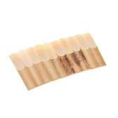 10pcs Pieces Clarinet Reed Strength 2.5 2-1/2 Reed Bamboo for Clarinet Accessories