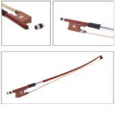 1/2 Arbor Violin Bow Fiddle Bow Horsehair Exquisite