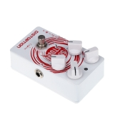 Caline CP-27 Sand Storm Crunch Distortion Guitar Effect Pedal Aluminum Alloy Housing True Bypass