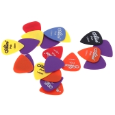 Alice AP-F 20pcs 0.96mm Frosted Matte Nylon Guitar Picks Plectrums
