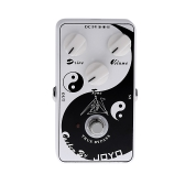 "Joyo ""Tai Chi"" Overdrive Electric Guitar Effect Pedal Aluminum Alloy Housing True Bypass"