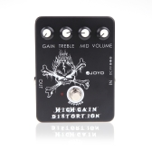 Joyo JF-04 High Gain Distortion Electric Guitar Effect Pedal True Bypass