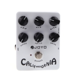 Joyo JF-15 California Sound Distortion Guitar Effect Pedal True Bypass