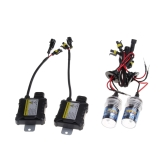 H8 35W 6000K 9-16V Xenon HID Conversion Kit Set Replacement Single Beam Slim Ballast Headlamps Foglight Bulbs Lights