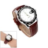 MG·ORKINA Unisex Luxury Wristwatch Water-resistant Analog Quartz Calendar Date Watch Leisure Style