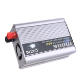 300W Watt DC 24V to AC 110V + USB Portable Voltage Transformer Car Power Inverter