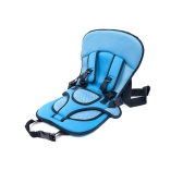 Portable Car Safety Booster Seat Cover Cushion Harness Carrier for Baby/Kids/Infant/Children