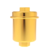 High Flow Fuel Filter Performance Racing for 96-00 Honda Civic Golden