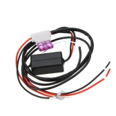 Car LED Daytime Running Light DRL Auto On/Off Switch  Controller 12V