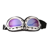 Scooter Goggles Pilot Motorcycle Ski Bike Cycling Goggle Motocross Glasses