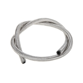 AN6 Stainless Steel Braided Fuel Oil Line Hose 1m 39in