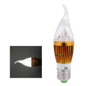 E27 8W LED Candle Light Bulb Chandelier Lamp Spotlight High Power AC85-265V