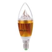 E14 8W LED Candle Light Bulb Chandelier Lamp Spotlight High Power AC85-265V
