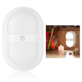 Mini Sensitive Motion Sensor LED Light Energy-efficient Wall Lamp Induction  Lamp Night Cabinet WalkWay Light