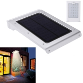 Solar Powered Bright 25LED Light Human Body Motion Sensor Water-resistant Environmental-friendly for Pathway Outdoor Stair Step Garden Yard Courtyard