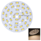 18W Round 5630 SMD 36 LEDs Super Bright LED Chip Light Lamp Bulb  DC 56-62V