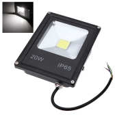 Ultrathin 20W 85-265V LED Flood Light Floodlight  IP65 Water-resistant Environmental-friendly for Outdoor Pathway Garden Yard Warm White/White/RGB