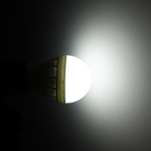 E27 7W 5630 220V 12 LEDs Bulb Lamp Light Super Bright Energy Saving 180 Degree