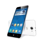 """UMI C1 スマート フォン Android 4.4.2 MTK6582 クアッドコア 5.5""""LTPS 画面 1 GB RAM 16 ギガバイト ROM 3.2 mp 13 mp カメラ デュアル ホワイト"""