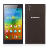 "Lenovo P70-t 4G TDD-LTEスマートフォンIPS MTK6732 Android 4.4 Quad Core 5"" Screen 2GB RAM 16GB ROM 5MP 13MP"