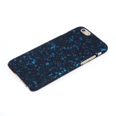 """Fantastic Universal Stars PC Protective Hard Back Case Cover Skin for Apple iPhone 6 4.7"""" Blue"""