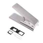 JAKEMY JM-CT0 Universal Micro Sim Card Cutter Set for iPhone 4 Smartphone