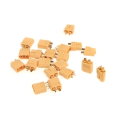 10 Pairs XT60 XT-60 Male Female Bullet Connectors Plug for RC Battery ESC Motor Part