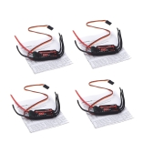 4 Pcs Emax Simonk 20A Brushless ESC Electronic Speed Controller for DJI DJI Flame Wheel F450 Multicopter Quadcopter ESC