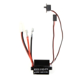 320A 6-12V Brushed ESC Speed Controller W/2A BEC for RC Boat