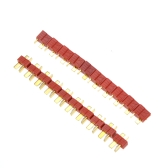 10 Pairs Non-slip T Plug Male and Female Connectors for RC Lipo Battery ESC