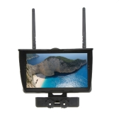 "Original Boscam Galaxy D2 7""TFT FPV Screen 5.8GHz LCD Monitor Dual Receiver for RC Quadcopter FPV"